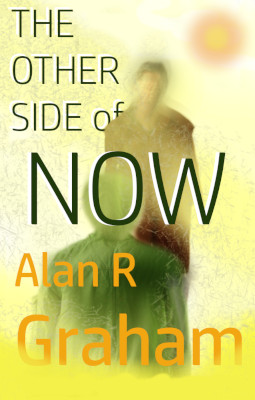 Front book cover, The Other Side of Now.